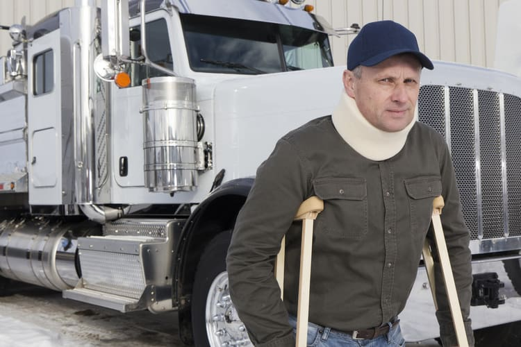 Trucker Injuries Protection